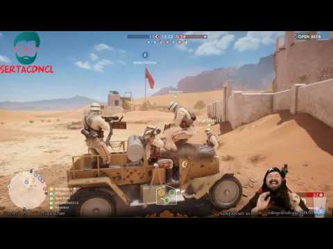 BurkeBlack listening Turkish Battle Song while playing Battlefield 1