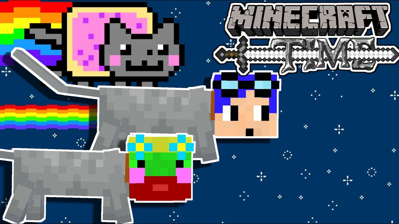 【Minecraft】-マインクラフト・タイム- Part7