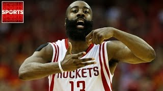 James Harden Is Following Kevin Durant At Youth Basketball Camps By Taking No Prisoners