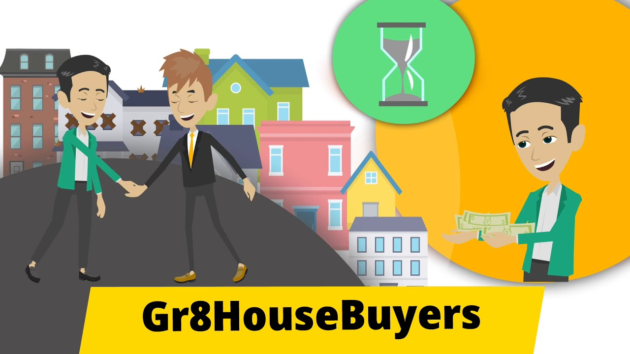 Gr8housebuyers® - Selling a house?