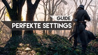 Die perfekten Einstellungen! – Battlefield 1 Guide – Controller Settings
