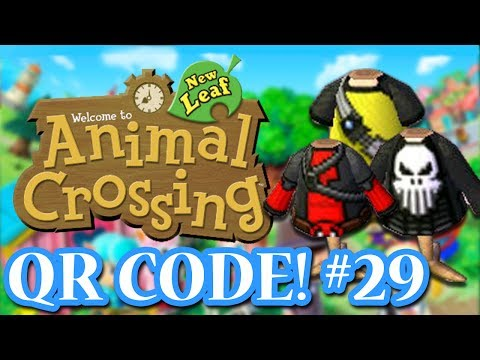 ANIMAL CROSSING: NEW LEAF - QR CODES - SUBSCRIBER SPECIAL #3 PART ONE! (EPISODE 29)