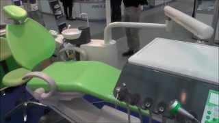 WOD550 - стоматологическая установка с нижней подачей инструментов | Woson (Китай)(, 2015-04-02T12:52:35.000Z)