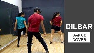 Dilbar Dance | Delhi Workshop | Nora Fatehi | John Abraham | Deepak Tulsyan Choreography