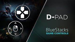 D-Pad & MOBA D-Pad in BlueStacks - Game Controls