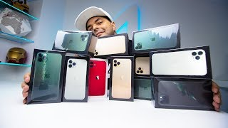 COMPREI TODOS [iPhone 11, iPhone 11 Pro, iPhone Pro Max]