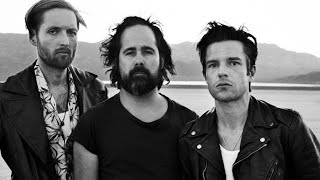 THE KILLERS ― Shot At the Night (LYRICS)