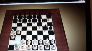 Как играть в шахматы. Урок № 1.