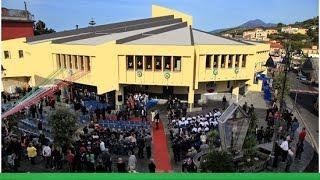 intro / l'Istituto Scolastico Comprensivo di Casola di Napoli sarà intitolato all'agente di Pubbl