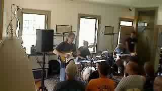 Sonny Landreth Parlor Session - WKZE 98.1 Red Hook, NY 8.3.12