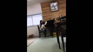 Cuking-14/11/2015-Takamatsu - K đi học Piano