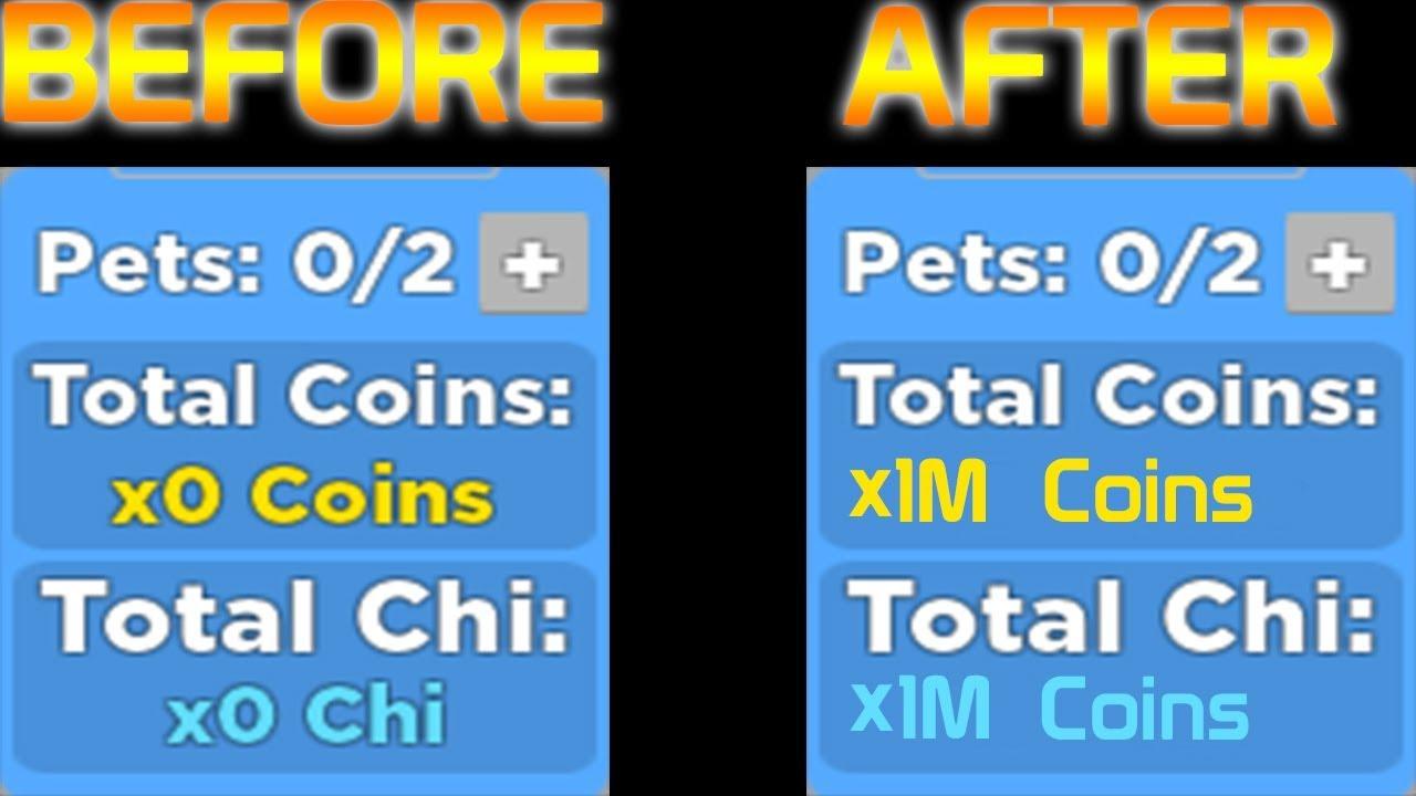 Ninja Legends Roblox Hack Script Infinite Coins Infinite Chi Op