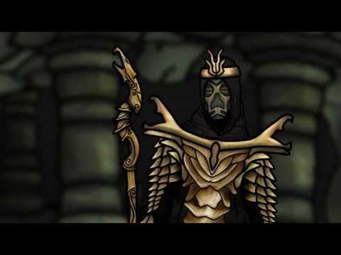 The Senile Scribbles: Skyrim Parody - Part 3