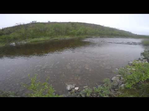 Fly Fishing in Finnmark, Norway 2015