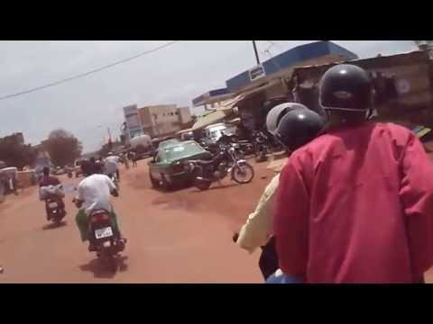 FAIRE UN TOUR DANS LA CAPITAL BURKINA FASO- OUAGADOUGOU