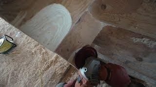 видео Оцилиндрованное бревно: размеры сечения