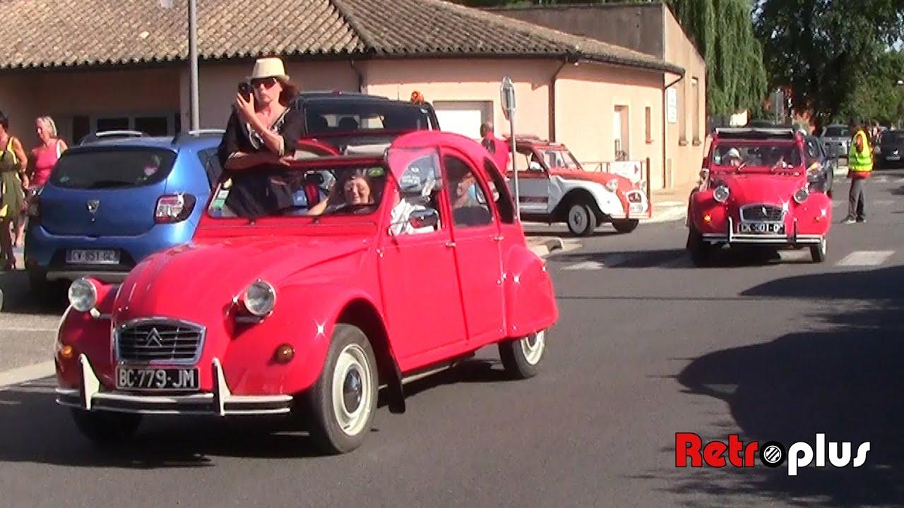 Fete Auto Moto De Negrepelisse 2015 Plateau Populaires Hd