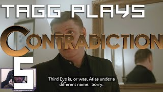 Tagg Plays Contradiction: Spot the Liar! - Part 5