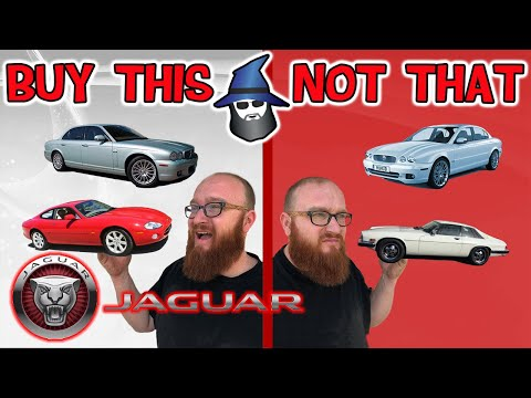 The CAR WIZARD shares the top JAGUARS TO Buy & NOT to Buy