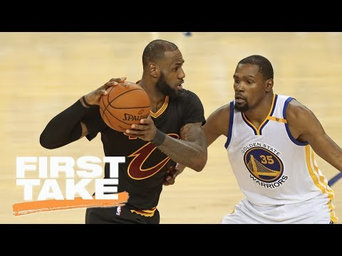 LeBron James or Kevin Durant: Stephen A. and Will Cain debate best player in NBA | First Take | ESPN
