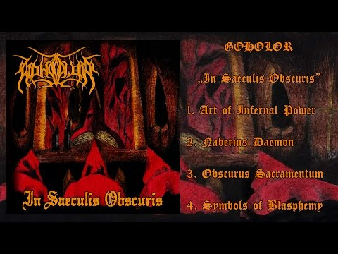 Goholor - Obscurus Sacramentum