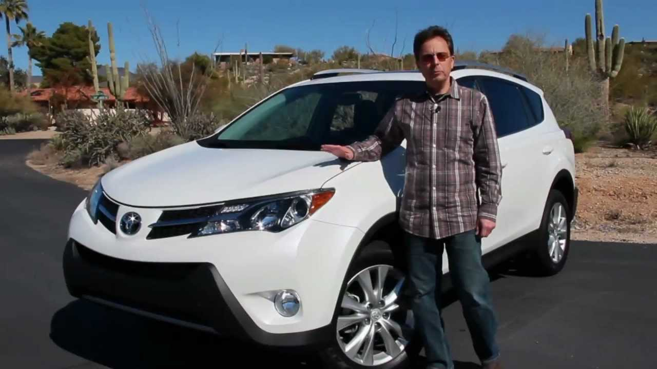 Toyota toyota rav 2013 : 2013 Toyota Rav4 Review - YouTube