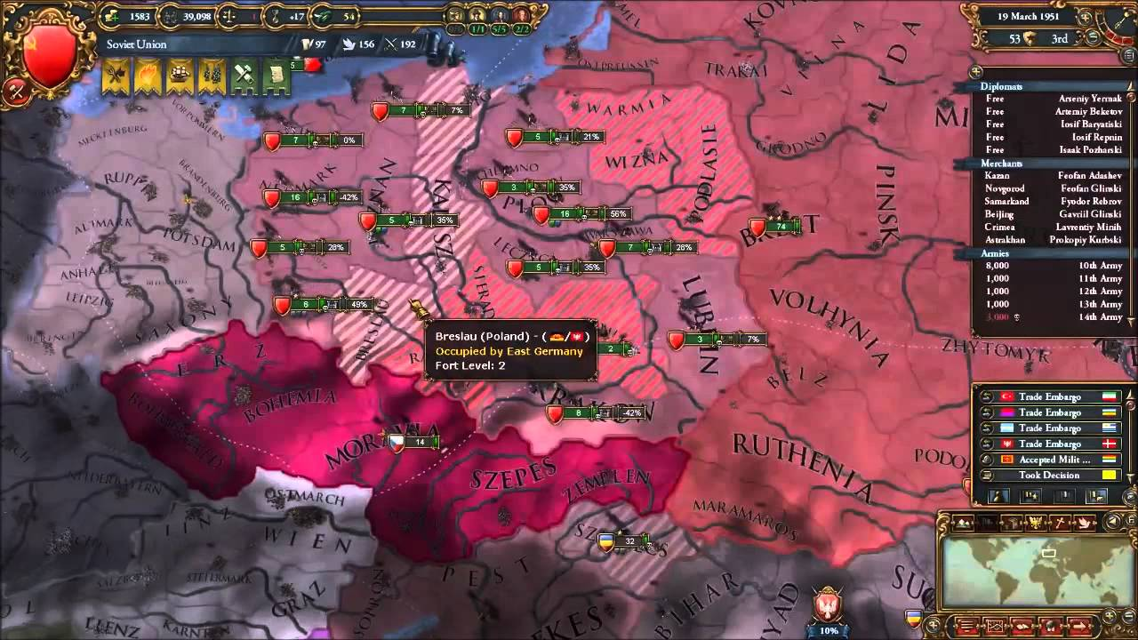 Extended Timeline Mod As Soviet Union How Am I Doing So