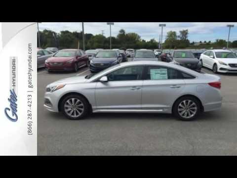2016 Hyundai Sonata Richmond KY Lexington, KY #H266697