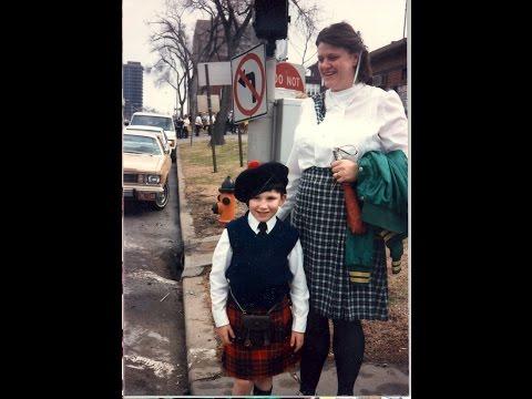 Kansas City Irish #15 - Early Irish Dancers, Groups, 1980's, McNally
