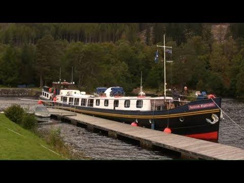 Caledonian Canal Cruise Scotland | Loch Ness Scotland & the Scottish Highland | European Waterways