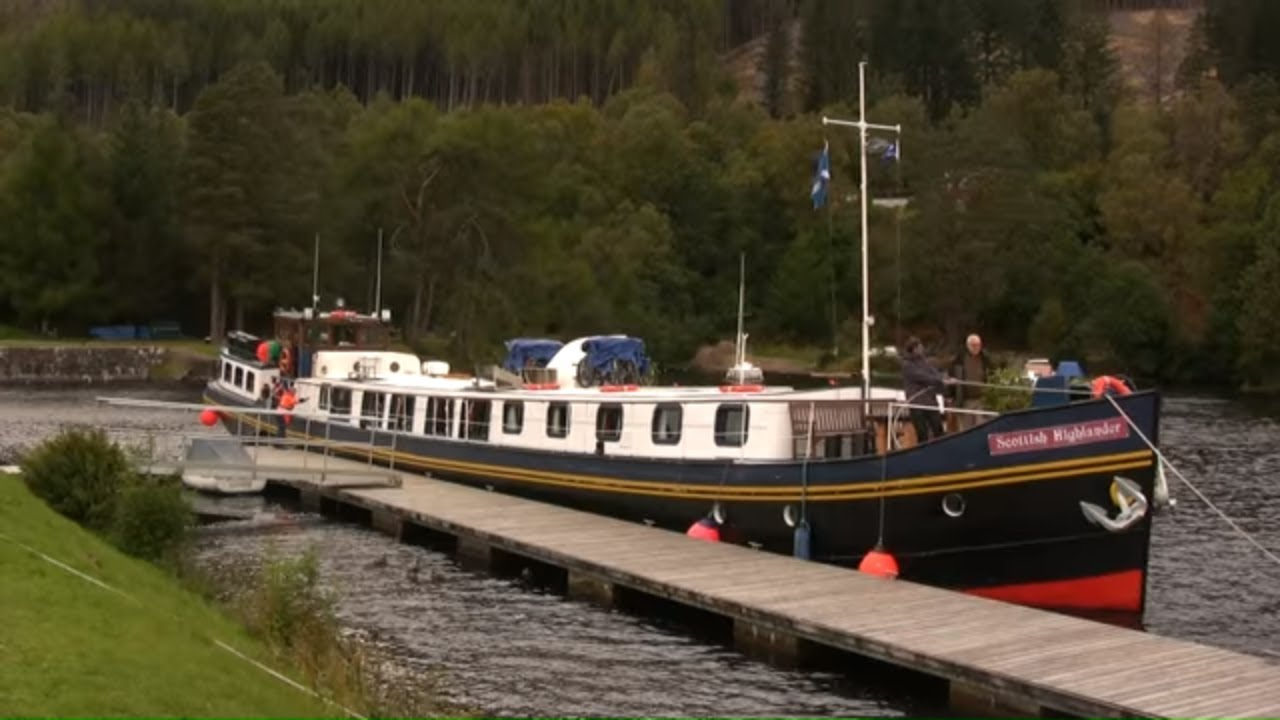 caledonian canal cruise scotland loch ness scotland u0026 the