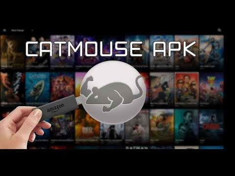 how to get terrarium tv like app called catmouse for firestick