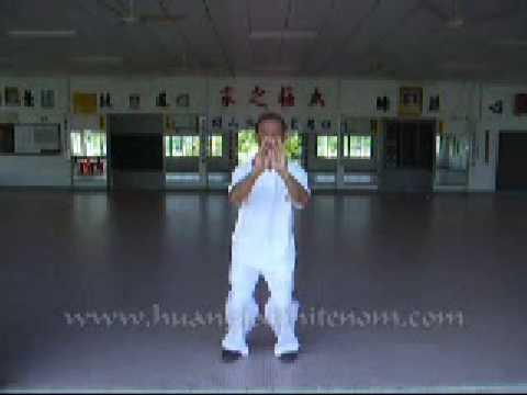Huang Sheng Shyan's Song Shen Wu Fa