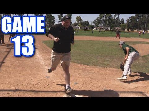 FRIDAY THE 13TH! | On-Season Softball Series | Game 13