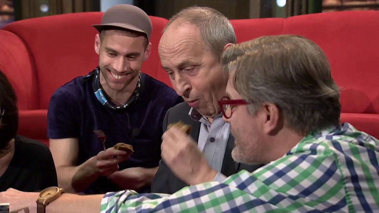 3. Pavel Maurer - Show Jana Krause 29. 11. 2017