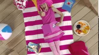 "LazyTown - ""Cool Kids Loves Summertime Sadness"" For Chloe Lang Stephanie and Sportacus"
