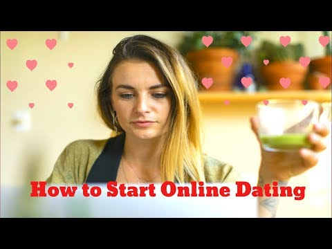 how to begin dating online