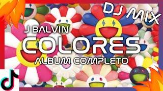 "CUARENTENA DJ Mix 2020 - J Balvin Album ""COLORES"" - MIX REGGAETON MAYO 2020"