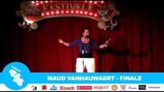 Maud Vanhauwaert - Frappant TXT 2010 - Grote Finale Permeke (Antwerpen)