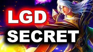 SECRET vs PSG.LGD - WHAT A GAME INSANE!!! - MEGAFON WINTER CLASH DOTA 2