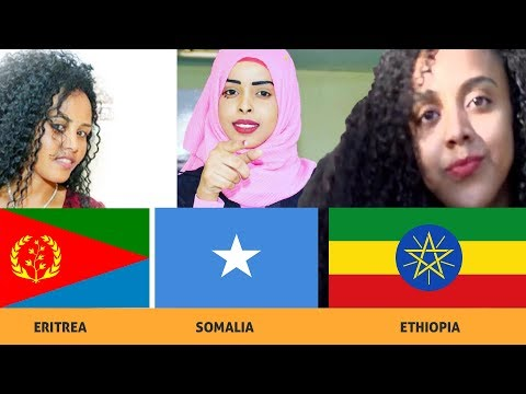 Horn of African music   Somalia, Ethiopia, Eritrea   SAD SONGS