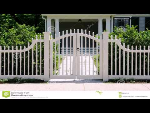 Modern House Gate And Fence Designs Philippines Youtube