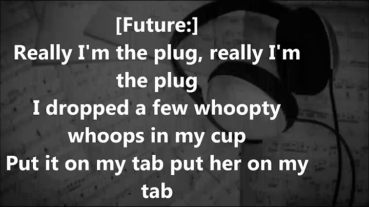 drake  im the plug lyrics