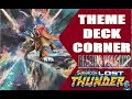 Theme Deck Corner Ep 2 - Blazing Volcano - Pokemon Trading Card Game Online