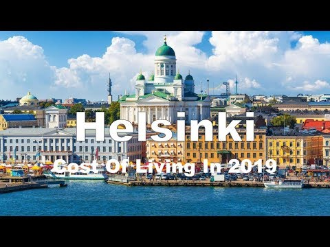 Cost Of Living in Helsinki, Finland In 2019, Rank 38th In The World
