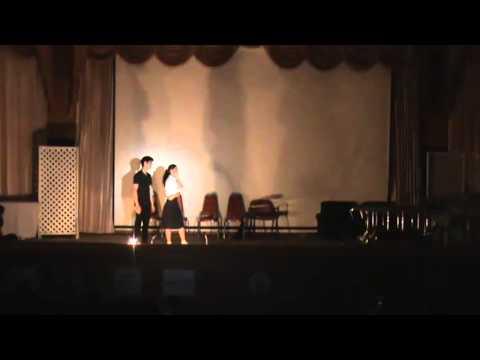 การแสดงละครสั้นของชั้นปีที่ 1 ค่าย Opengown ครั้งที่ 14