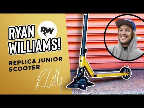 NITRO CIRCUS RYAN WILLIAMS REPLICA JUNIOR SCOOTER - SkateHut