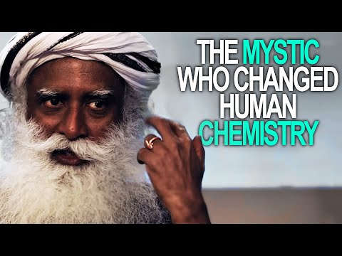 MYSTIC gives mind-blowing speech on human consciousness | Sa