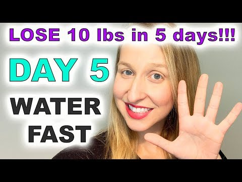 "water-fast:-day-5---""fast-with-me""-daily-vlog---i-lost-10-lbs-in-5-days-(so-far)!"
