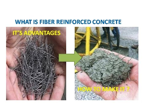 What Is Fiber Reinforced Concrete In Hindi (With Live Site Footage)